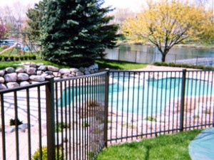 Michigan Aluminum Fencing