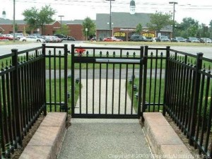 Michigan Aluminum Gates