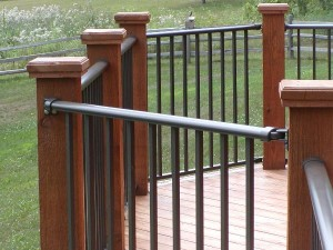Michigan Aluminum Railing