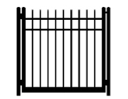 drive cap single gate