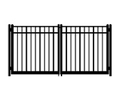 f signature double gate