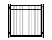 f signature single gate