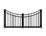 fs25 majestic standard concave double gate