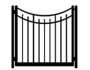fs25 majestic standard concave single gate