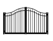 fs25 majestic standard double roll convex double gate