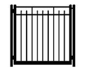 fs25 majestic standard single gate