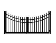 s imperial concave double gate