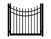 s imperial concave single gate