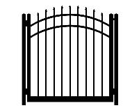 s imperial convex single gate