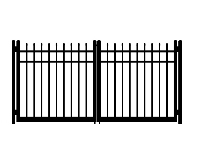 s imperial double gate