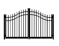 s imperial double roll convex double gate