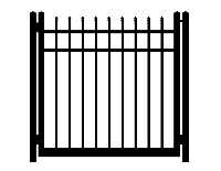 s imperial single gate